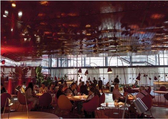 Restaurante Nubel Picture Of Nubel Madrid Tripadvisor