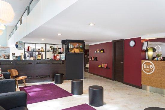 B&B Hotel Firenze City Center: Hall