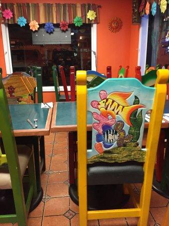 Framingham, MA: Aztec Restaurant