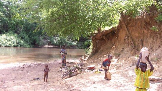 Ouham Prefecture, Zentralafrikanische Republik: Bouca river