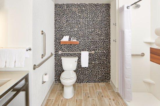 Marlborough, MA: Accessible Bathroom