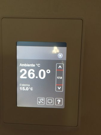 Glostrup, Danmark: Værelse temperatur !