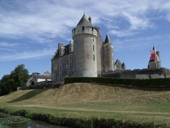 Cere La Ronde, Frankrijk: Vue des bâtiments