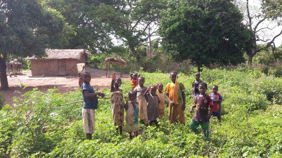 Ouham Prefecture, Zentralafrikanische Republik: Bouca-Bossangoa axis