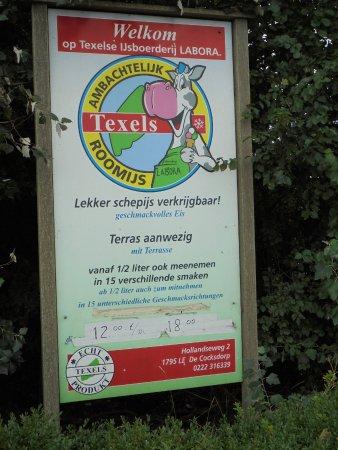De Cocksdorp, Nederland: Lekker ijs