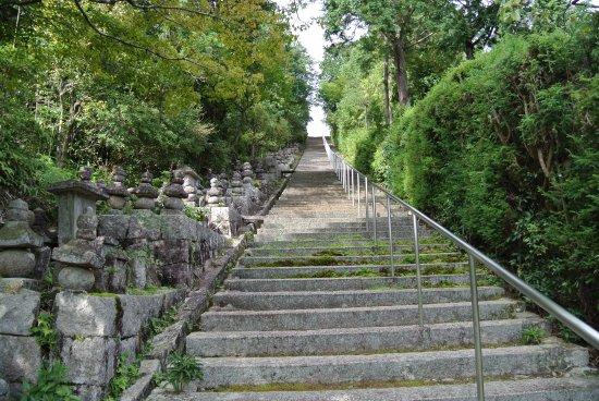 Higashiomi, Japón: 石塔寺
