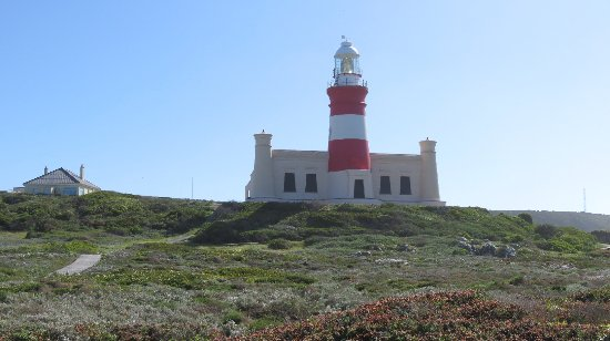 Cape Agulhas, Güney Afrika: Agulhas Lighthouse