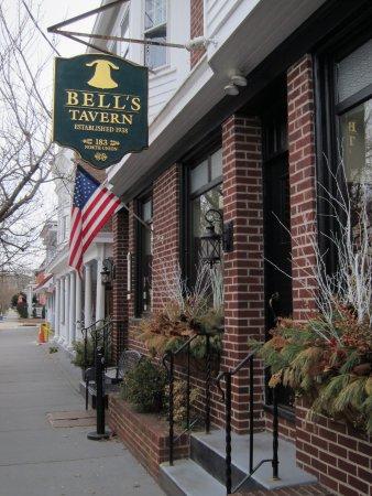 Lambertville, Nueva Jersey: Bell's Tavern