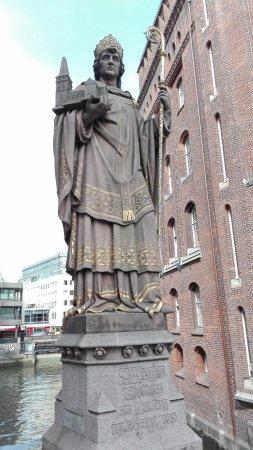 Denkmal St. Ansgar