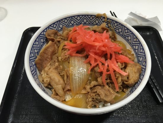Yoshinoya NArita International Airport No.2 Terminal Honkan