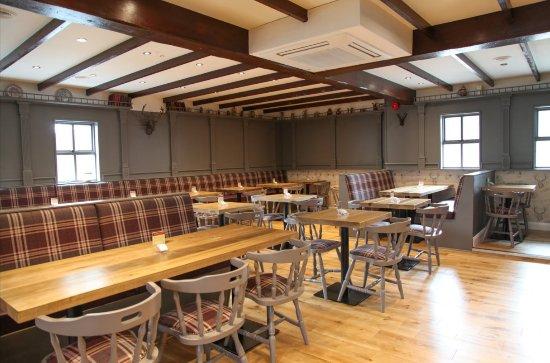 Antrim, UK: Restaurant