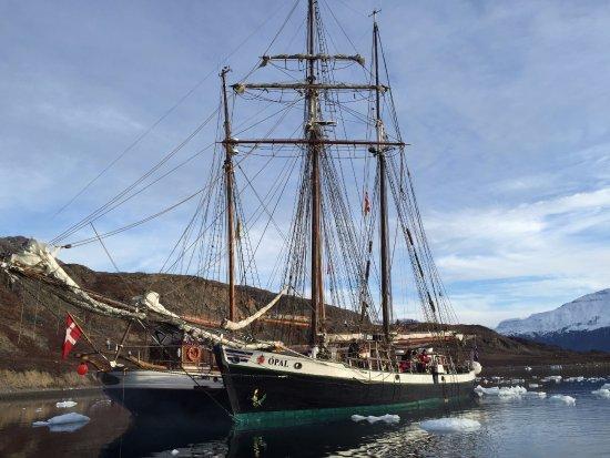 Husavik, Islandia: Our boat, Opal