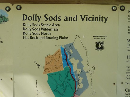 Dolly Sods Wilderness Area : Dolly Sods