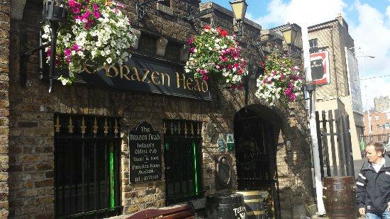 The Brazen Head: 20160916_134606_large.jpg