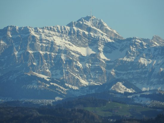 Wil, Suiza: Säntis