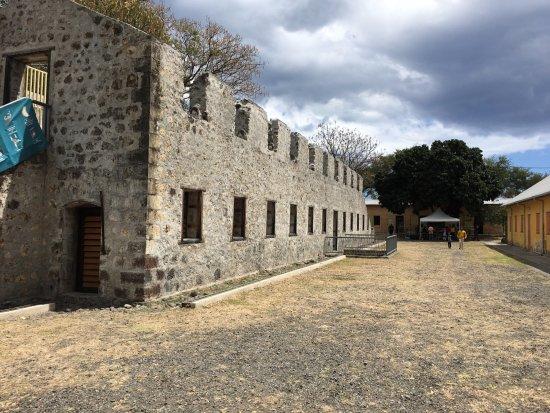 La Possession, Réunion: lazaret