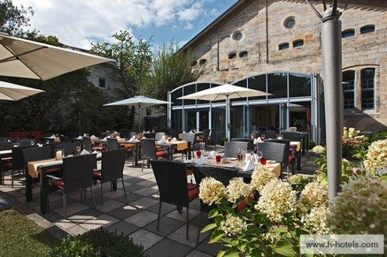 Grunau Hotel Bayreuth Restaurant
