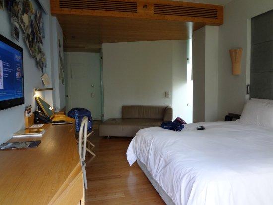 New Hotel: My room