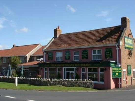 Brent Knoll, UK: Fox and Goose Inn Restaurant & Bar