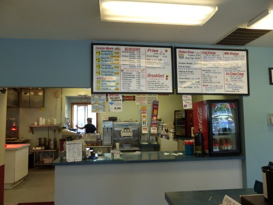Kalama, WA: die angebotenen Speisen