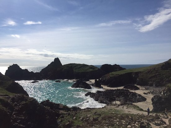 Mullion, UK: What the South West Coast Path has to offer.,