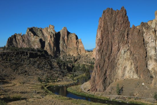 Smith Rock State Park Foto