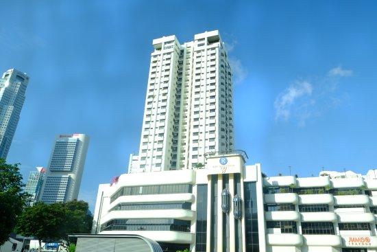 Raffles Place-billede