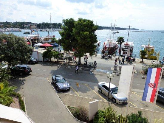 Valamar Riviera Hotel & Residence: Sea view room