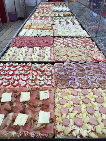 """San Giovanni Lupatoto, Ιταλία: Pizzeria al taglio """"Alla Ponta"""""""