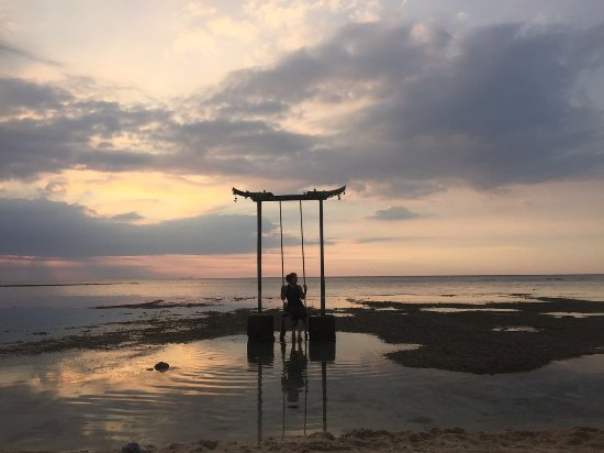 Gili Islands, Indonesien: West coast