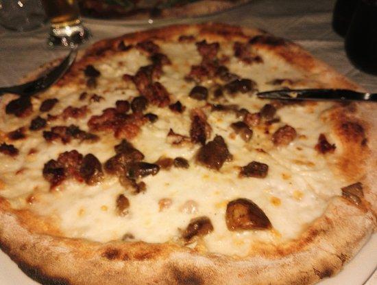 """Pozzilli, İtalya: Pizza """"Il Casale"""""""