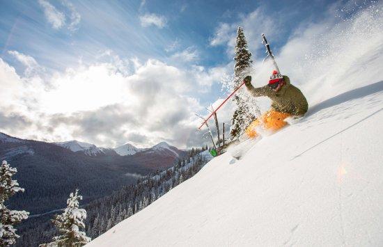 Manning Park, Canada: Ski & snowboard