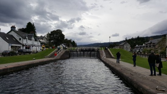 Fort Augustus, UK: Canal
