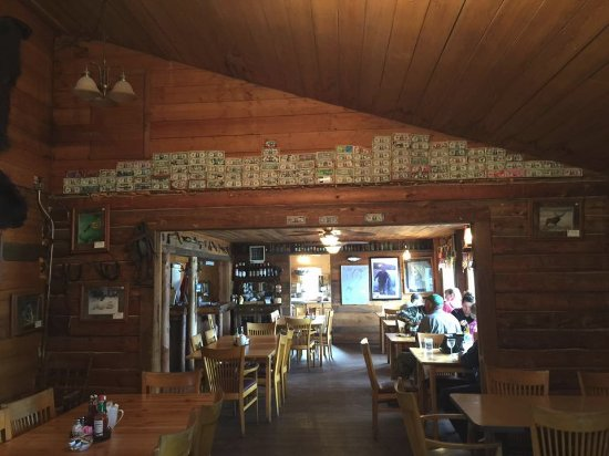 Tonasket, WA: Pic no 2 Bonaparte Lake Restaurant
