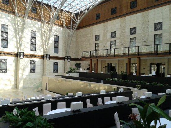 Ustrzyki Dolne, Polônia: sala konferencyjna