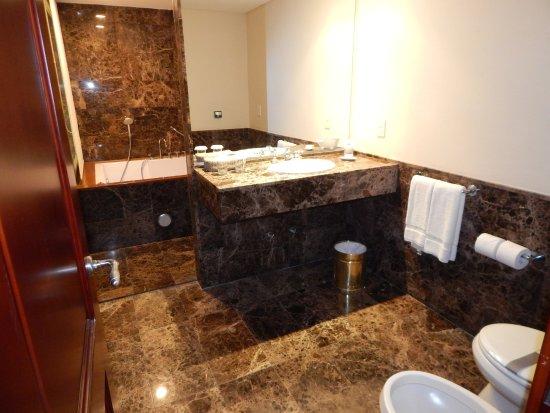 Barradas Parque Hotel & Spa: Entrada del Baño