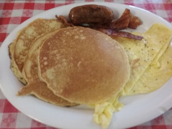 Cairo, estado de Nueva York: Large Pancake Breakfast