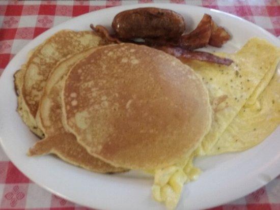Cairo, NY: Large Pancake Breakfast