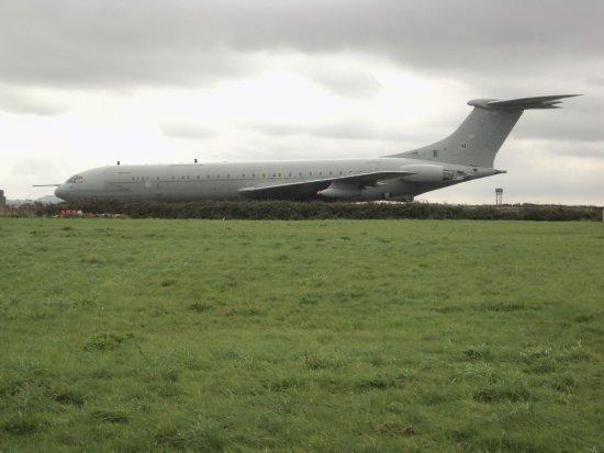 Newquay, UK: VC10
