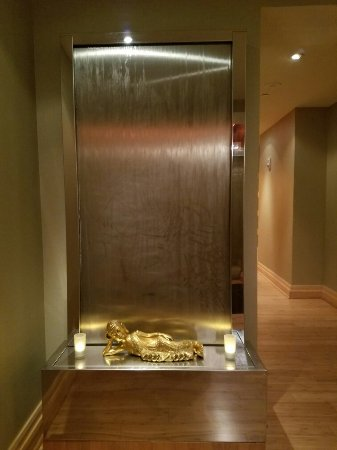 Mandarin Oriental, Washington DC: Entrance to the spa and swimming pool