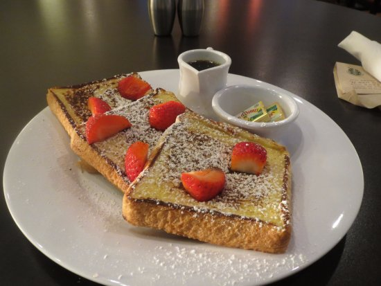 Courtyard Dallas Arlington/Entertainment District: French Toast