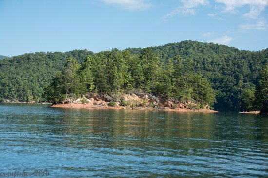 Salem, Güney Carolina: Lake Jocassee