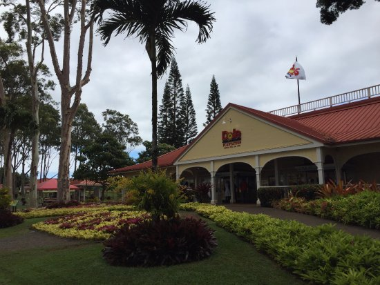 Wahiawa, Havaí: Welcome to the Dole Plantation!