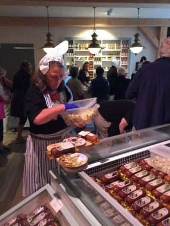 Katwoude, Nederland: degustación