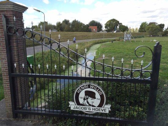 Katwoude, Nederland: la salida :(
