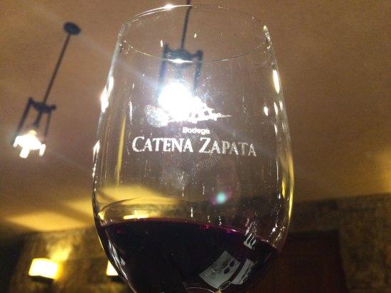 Agrelo, Argentina: Bodega Catena Zapata