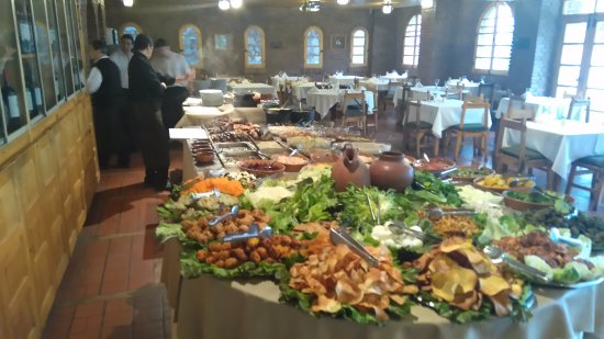 Termas Cacheuta - Terma Spa Full Day: Almoço criollo