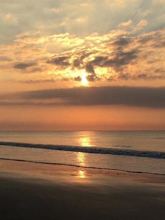 Ocean Isle Beach, Kuzey Carolina: We love The Winds Resort! Beautiful beach, great staff and always neat and clean.