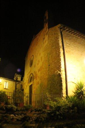 Arrone, Italy: di lato