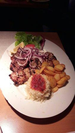 Restaurant  Delphi: Lecker